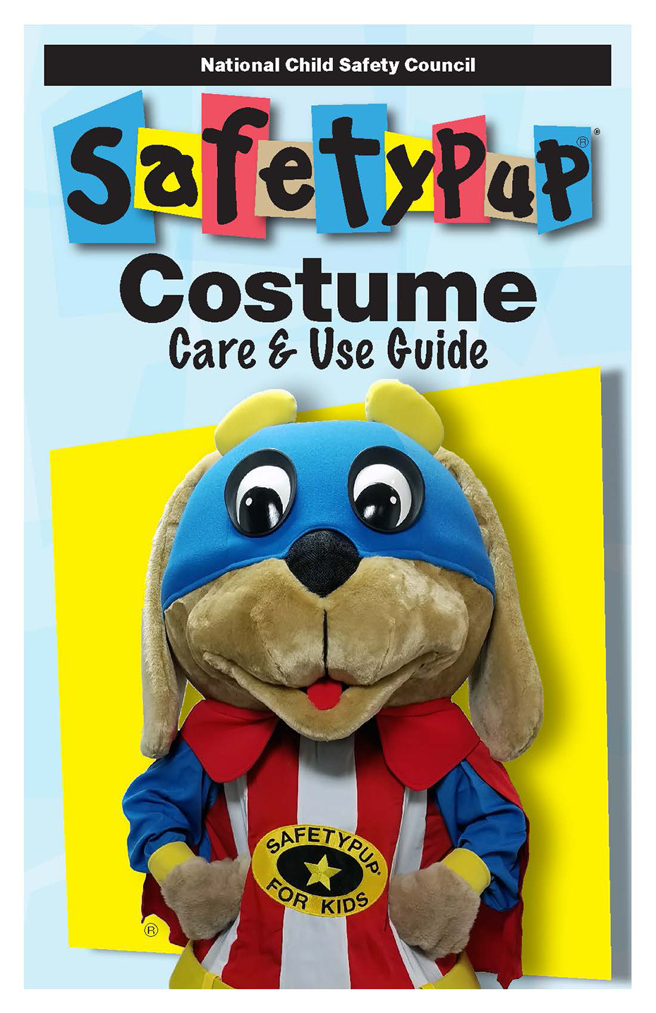Safetypup<sup>®</sup> Costume
