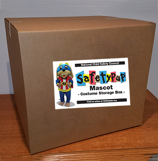 Safetypup® Storage Box