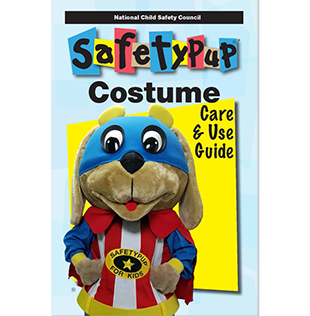 Safetypup® Costume Care & Use Manual